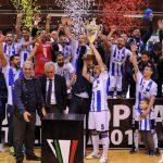 Il Pescara trionfa 4 - 2 sul Real Rieti nella Supercoppa
