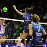 Champions League - Imoco Volley vs Telecom Baku