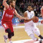 Brose Bamberg: 85 - 70 contro il Telekom Baskets Bonn