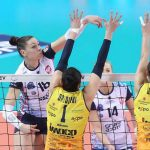 Champions League - Chemik Police vs Imoco Volley