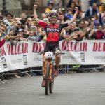 MTB - Forster stupisce tutti e conquista il trofeo Delcar