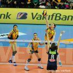 Volero Zurich-Vakifbank Spor Kulubu Ecco gli highlights della partita
