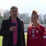 Trionfa la Roma delle ragazze Intervista alla capitana Polli
