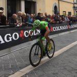 Seconda tappa della Settimana Coppi & Bartali. Rivivi la gara