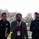 Atalanta - Partizan. Le interviste dopo la finale