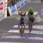 Adam Yates vince a Larciano il Gran Premio Industria e Artigianato