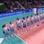 Un minuto di silenzio per Scarponi prima di Conegliano-Dinamo