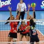 Women's Champions League - Fenerbache Istanbul vs Eczacibasi VitrA