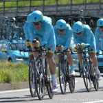 Tour of the Alps 2017: ecco la 1° tappa