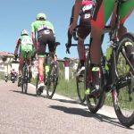 Lo slow motion della fuga di 140 km della quarta tappa