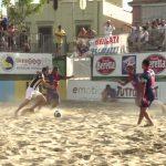 I colpi che hanno deciso la finale di beach soccer