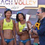 Hasegawa/Futami vincono la prima tappa del campionato italiano di beach volley