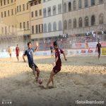 Il Pisa beach soccer si prende il derby con il Livorno