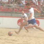 Il Brescia beach soccer annienta il Romagna, ecco gli highlights
