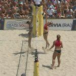 Gli highlights della semifinale tra Bianchin/Enzo e Zuccarelli/Giombini
