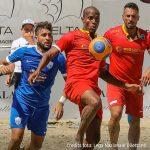 Serie A beach soccer, Ruggiero affossa il Napoli e rilancia il Catanzaro
