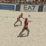Campionato beach volley, Bianchin/Enzo in finale a Cervia