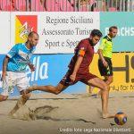 Serie A beach soccer, Galligani maltratta il Brescia e fa sognare il Livorno