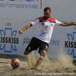 Serie A Beach Soccer, il Terracina annienta il Sicilia in due tempi