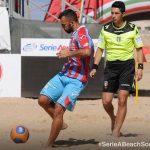 Le prodezze del derby tra Catania e Sicilia beach soccer