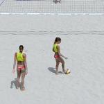 Ecco le azioni migliori della finale femminile di beach volley
