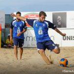 Il Napoli beach soccer supera il Barletta