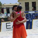 Il duo Martino/Ingrosso centra la finale della terza tappa