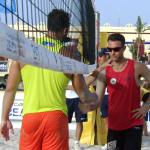 Rivivi il meglio della partita tra Lupo/Vanni e Martino/Ingrosso