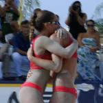 Schiacciate e muri, i migliori colpi della semifinale femminile