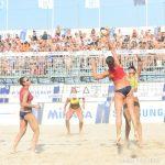Rivivi la finale femminile della Coppa Italia di beach volley