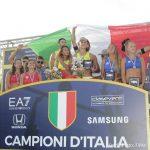 La festa sul podio di Catania