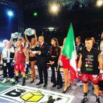 Lomasto nuovo campione italiano dei pesi superleggeri
