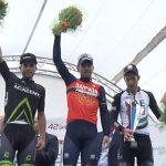 Coppa Bernocchi, il podio di Legnano