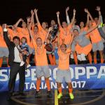 Serie A Futsal - Il meglio della 2° giornata e della Supercoppa femminile