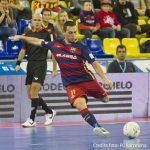 Il Barcellona batte il Chrudim e vola alla fase successiva