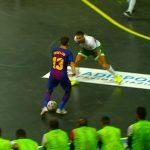 Dal gol di Taborda ai miracoli di Miarelli. Le emozioni del match
