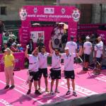 Italia d'oro al Mondiale di tiro con l'arco a squadre