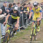 I momenti migliori della seconda tappa del Giro d'Italia Ciclocross