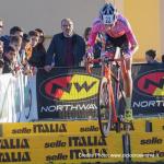 Folcarelli e Bulleri dominano 3° tappa del Giro d'Italia