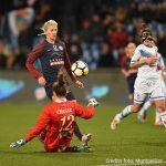 Rivivi le emozioni del match tra Montpellier e Brescia