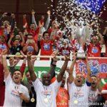 Honorio alza la Supercoppa 2017