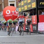 Giro d'Italia under 23: Lonardi vince in volata. Philipsen si veste di rosa
