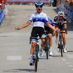 Giro d'Italia donne: sprint Vos a Breganze. Van Vleuten si tiene la maglia rosa
