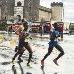 Kipchumba trionfa a Napoli. La mezza maratona è sua
