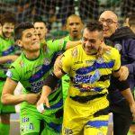 Calcio a 5, semifinali Coppa Italia: Napoli-Acqua&Sapone 2-3