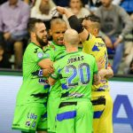 Calcio a 5, semifinali Coppa Italia: Unigross elimina Napoli. I momenti migliori