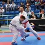 Martina è d'oro agli Europei di karate. Bronzo per tre azzurri
