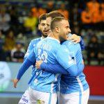 Calcio a 5 - Coppa Italia, quarti di finale: Lollo Caffè Napoli-Pescara 5-2