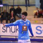 Calcio a 5, Patias salva il Napoli. Contro il Kaos Futsal finisce 3-3
