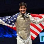 Mondiali di scherma Under17: Kenji Bravo trionfa nel fioretto